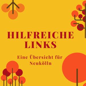 Auflistung der wichtigsten Flüchtlingshilfe Vereine und Initiativen in Berlin-Neukölln.